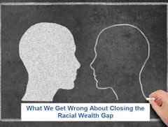 closing racial wealth gap